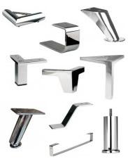 Metal Furniture Feet And Legs Home Decor Laux Us